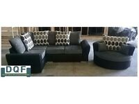DQF FABULOUS 8ftx6ft Corner and GORGEOUS Cuddle ONLY £699
