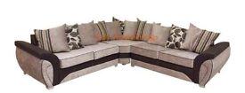 Large matinee corner sofa