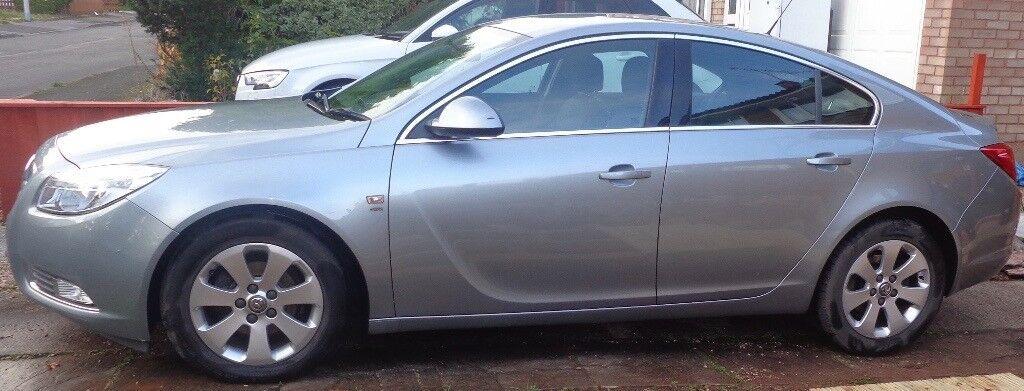 Vauxhall Insignia - full 12 months MOT - urgent sale