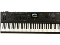 Kurzweil Forte 7 - Stage Piano - Keyboard - Absolutely mint and boxed - 16gb of Flash play sampling