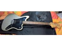 Guitar Squier by Fender Standard Series Jagmaster electric guitar