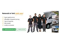 GUARANTEED Low Price: My House Removals (Man and van/Removals In York)