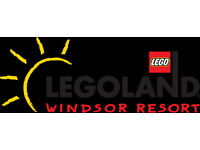 12 Legoland tickets for £20 each (adult or child) - use anyday up until 5th November 2016