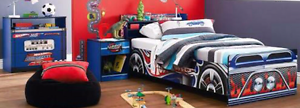 Hotwheels bedroom set Muswellbrook Muswellbrook Area Preview