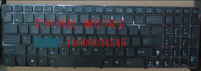 (USA) Original keyboard for Asus A53SV A53SCG60 G60V G73 US layout frame 0604#, used for sale  Shipping to India