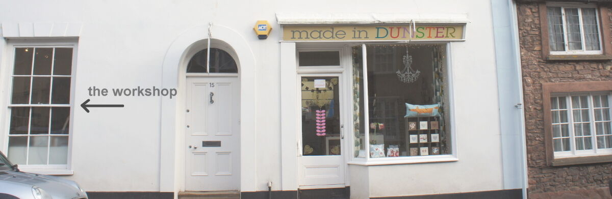 Made in Dunster
