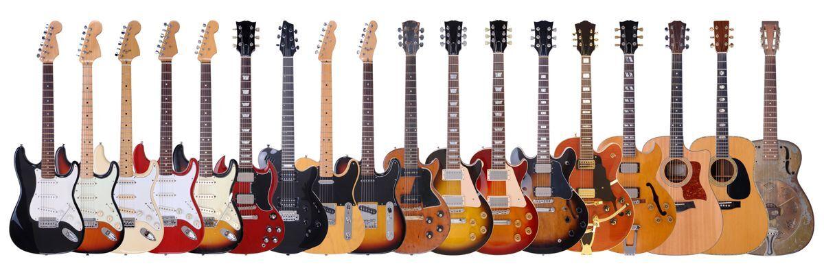 Blue Note Guitars