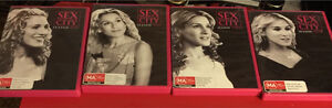 Sex and the City DVDs- Seasons 1, 2, 3 and 4 Gagebrook Brighton Area Preview