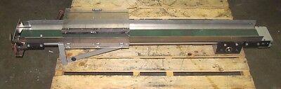 No Name 230460 32 Fpm Speed 53 34 X 3 Conveyed Area Conveyor Belt System