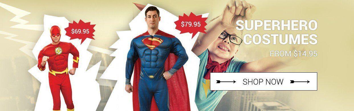 Costumes to Buy Australia