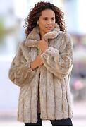 Womens Plus Size Mink Coats