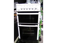 gas cooker with hob, beko