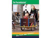 WANTED: Family Bike/ Trike for school runs