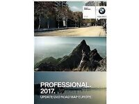 BMW Sat Nav DVD update - 2017 - Professional or Business or High