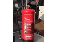 Fire Extinguisher (Water)