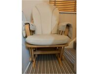 Rocking chair & Foot stool