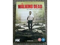 DVD - The Walking Dead - Season 6