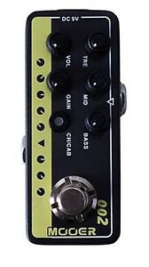 Mooer Micro Preamp UK Gold 002