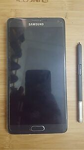 USED SAMSUNG GALAXY NOTE 4 (NEEDS NEW LCD)