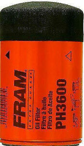 PH3600 Fram oil filter 86-09 Taurus