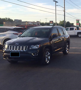 2014 Jeep Compass Limited AWD