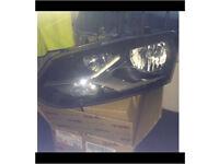 VW Polo Mk8 Headlight N/S/F