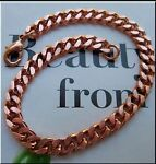 Solid Copper Jewelry