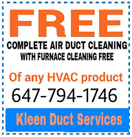Whole House Duct cleaning With Furnace cleaning Free $180