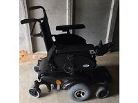 Seren power wheelchair