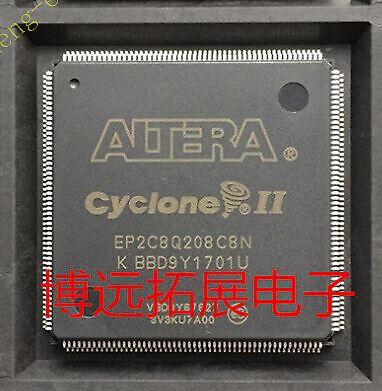 1pcs Ep2c8q208i8n Ic Cyclone Ii Fpga 8k 208-pqfp Ep2c Ep2c8