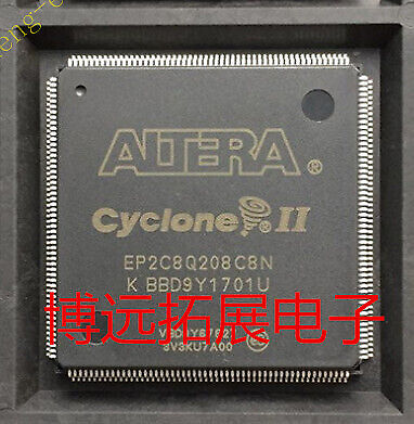 1pcs Ep2c8q208c8n Cyclone Ii Fpga 8k Pqfp-208 New