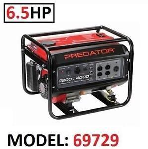 NEW* PREDATOR 4000W GENERATOR INVERTER 4000 PEAK/3200 RUNNING WATTS 100009427