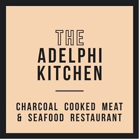 All Levels of Chef Required for Re-opening of City Centre Restaurant The Adelphi Kitchen