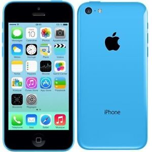 I Phone 5C Bleu 8GB