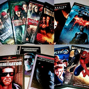Various movies $1 Each