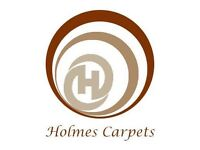 HOLMES CARPETS - Fitter & Supplier