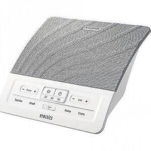 Homedics HDS-1000 Deep Sleep I White Noise Machine