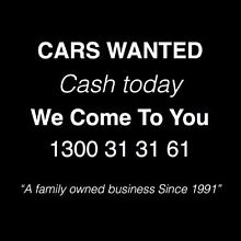Cash for Cars Utes and Vans & Trucks Southport Gold Coast City Preview