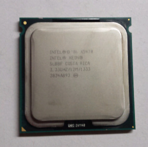Core2 Extreme Performance LGA775 (or 771) Xeon X5470 3.33Ghz