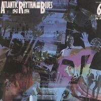 atlantic rhythm and blues - 2 record album set 1966-1969 vinyl