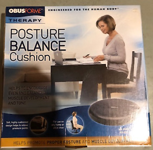 New Obus Forme Posture Balance Cushion