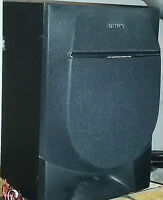 Sony 2-way bass reflex speakers (price is for pair)