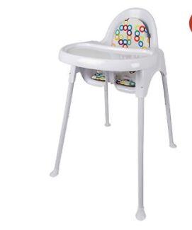 Target Fizz II Geo High Chair Heathcote Bendigo Surrounds Preview