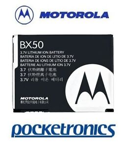 Motorola BX50 GENUINE battery to suit Razr2 V9 V9x V8 BRAND NEW