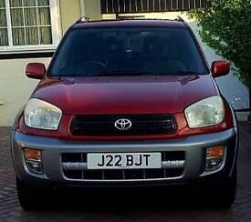 Toyota RAV4×4