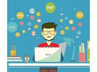 Full-Stack Front/Back-End Developer / PHP / Web developer