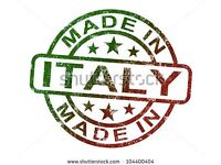 italian product from italy contact for any request!