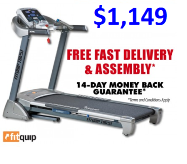HAVE YOUR NEW TREADMILL DELIVERED TODAY! FOR ONLY $20 PER WEEK*