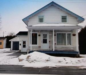 Jolie maison rénové a vendre