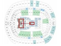 2 x Taylor Swift Row AA Floor Tickets. Sat 23 June 2018 - Wembley